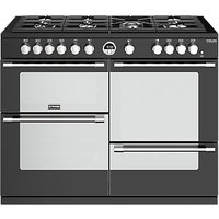 Stoves Sterling Deluxe S1100G Gas Range Cooker, A/A/A Energy Rating