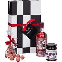 John Lewis & Partners Sloe Gin Gift Box