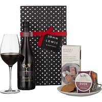 John Lewis & Partners Pinot & Pate Gift Box