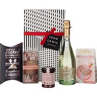 John Lewis & Partners Prosecco Fizz Gift Box