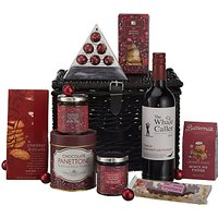 John Lewis & Partners Festive Treats Christmas Hamper