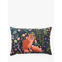 Anthropologie Ollie Fox Cushion, Multi