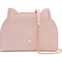 Ted Baker Kirstie Feline Leather Cross Body Bag
