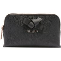 Ted Baker Omrima Leather Bow Makeup Bag