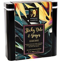 Byron Bay Cookie Company Sticky Date & Ginger Cookie Bites Tin, 200g