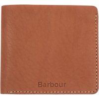 Barbour Leather Artisan Wallet, Tan