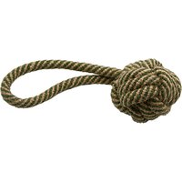 Fred & Ginger Rope Knot Chucker Dog Toy