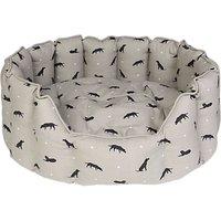 Sophie Allport Labrador Dog Bed, Large