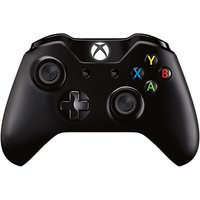Microsoft Xbox One Wireless Controller with Wireless Adapter for Windows 10 PCs, Black