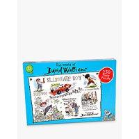 David Walliams Billionaire Boy Jigsaw Puzzle