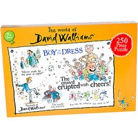 David Walliams Boy in the Dress Jigsaw Puzzle