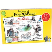 David Walliams Mr Stink Jigsaw Puzzle