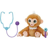 Hasbro FurReal Check-Up Zandi Monkey