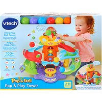 VTech Pop-A-Ball Pop and Play Tower