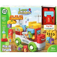 LeapFrog LeapBuilders Fix-It Truck