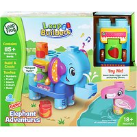 LeapFrog LeapBuilders Elephant Adventures