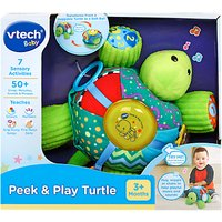 VTech Peek and Play Turtle
