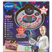 VTech Kidi Super Star Light Show, Black