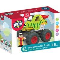 WOW Toys Mack Monster Truck.