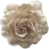 La Stephanoise Large Flower Corsage, Neutrals