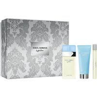 Dolce & Gabbana 50ml Light Blue Eau De Toilette Fragrance Gift Set