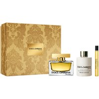 Dolce & Gabbana 75ml The One Eau De Parfum Fragrance Gift Set