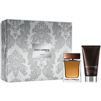 Dolce & Gabbana 50ml The One For Men Eau De Toilette Duo Fragrance Gift Set