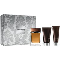 Dolce & Gabbana 100ml The One For Men Eau De Toilette Trio Fragrance Gift Set