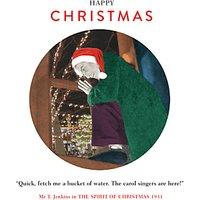 Cardmix Carol Singers Christmas Cards
