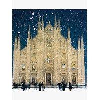 Woodmansterne Milan Cathedral Christmas Card