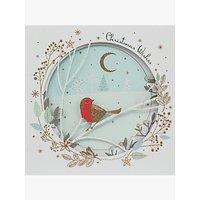 Paperlink Robin Christmas Card