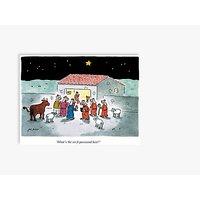 Woodmansterne Wifi Password Christmas Card