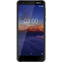 Nokia 3.1 Smartphone, Android, 5.2