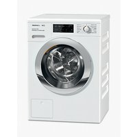 Miele WCH360 Washing Machine, A+++ Energy Rating, 9kg, 1600rpm, White