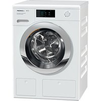 Miele WCR860WPS Washing Machine, A+++ Energy Rating, 9kg, 1600rpm, White