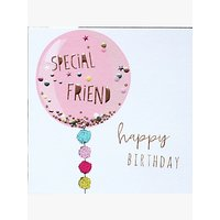 Belly Button Designs Special Friend Birthday Card