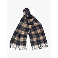 Barbour Land Rover Defender Lambswool Cashmere Tartan Scarf, Multi