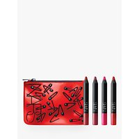 NARS Riot Velvet Matte Lip Pencil Set, Multi