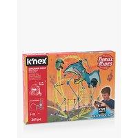 K'Nex 28041 Dinosaur Drop Roller Coaster Building Set