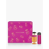 Prada Candy 50ml Eau De Parfum Fragrance Gift Set