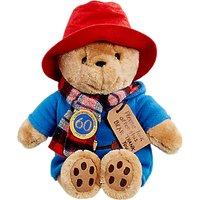 Paddington Bear 60th Anniversary Padding With Scarf Soft Toy