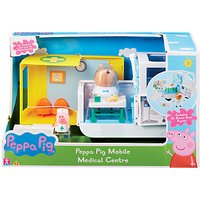 Peppa Pig Mobile Medical Centre Playset