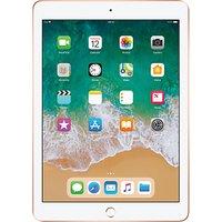 2018 Apple iPad 9.7, A10, iOS 11, Wi-Fi, 32GB, Gold