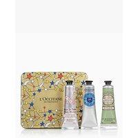 L'Occitane Hand Cream Trio Collection Skincare Gift Set