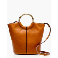 J.crew Frankie Bucket Bag, Copper Natural