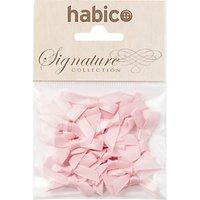 Habico Small Ribbon Bows, Pack of 20