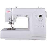 AEG 63Z Sewing Machine, White