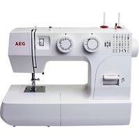 AEG 14K Sewing Machine, White