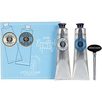 LOccitane Shea Beautiful Hands Bodycare Gift Set
