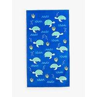 John Lewis & Partners Turtles Beach Towel